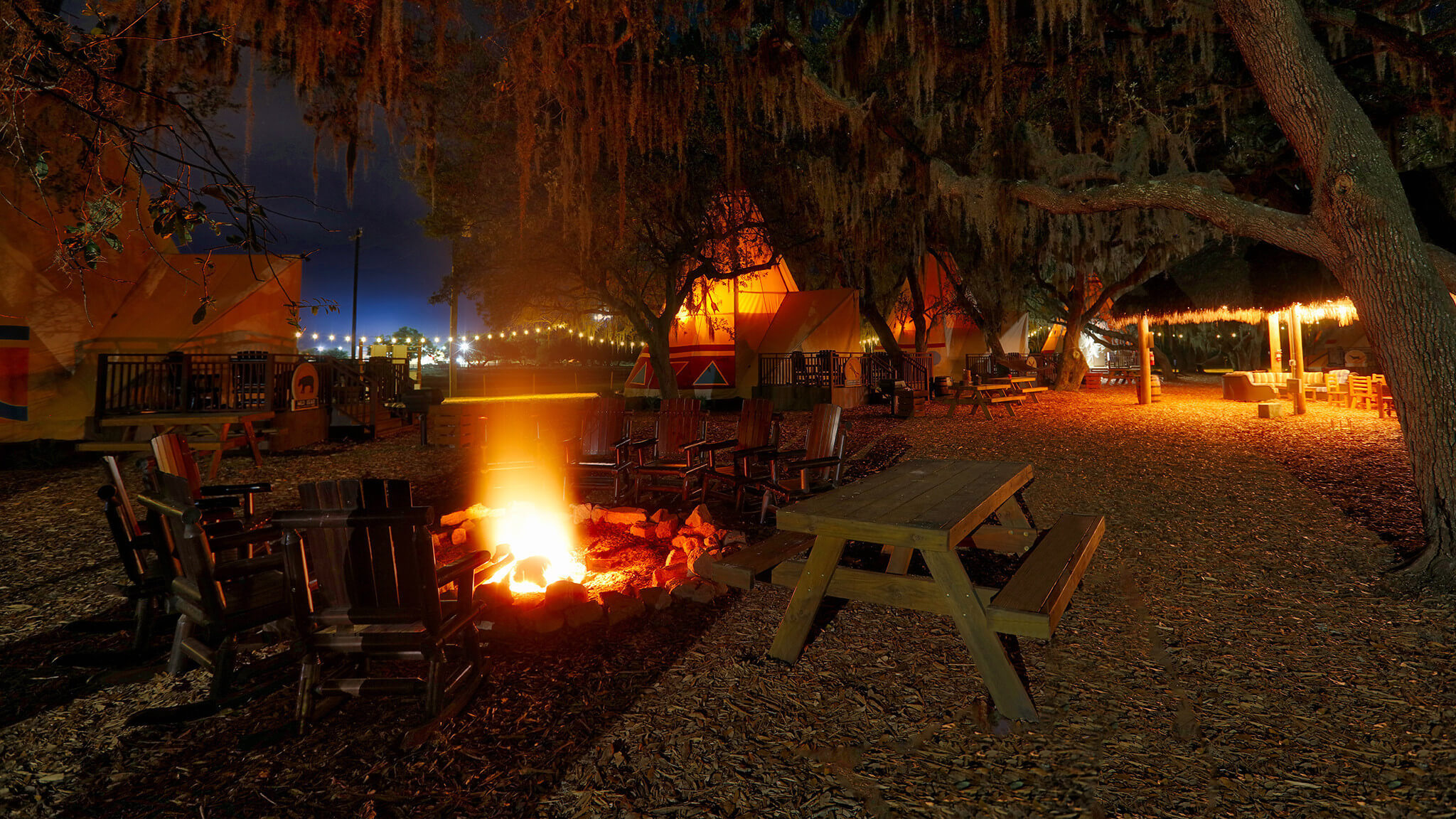 Glamping and Teepee Camping near Orlando, FL | River Ranch Resort & Rodeo | Westgate Resorts