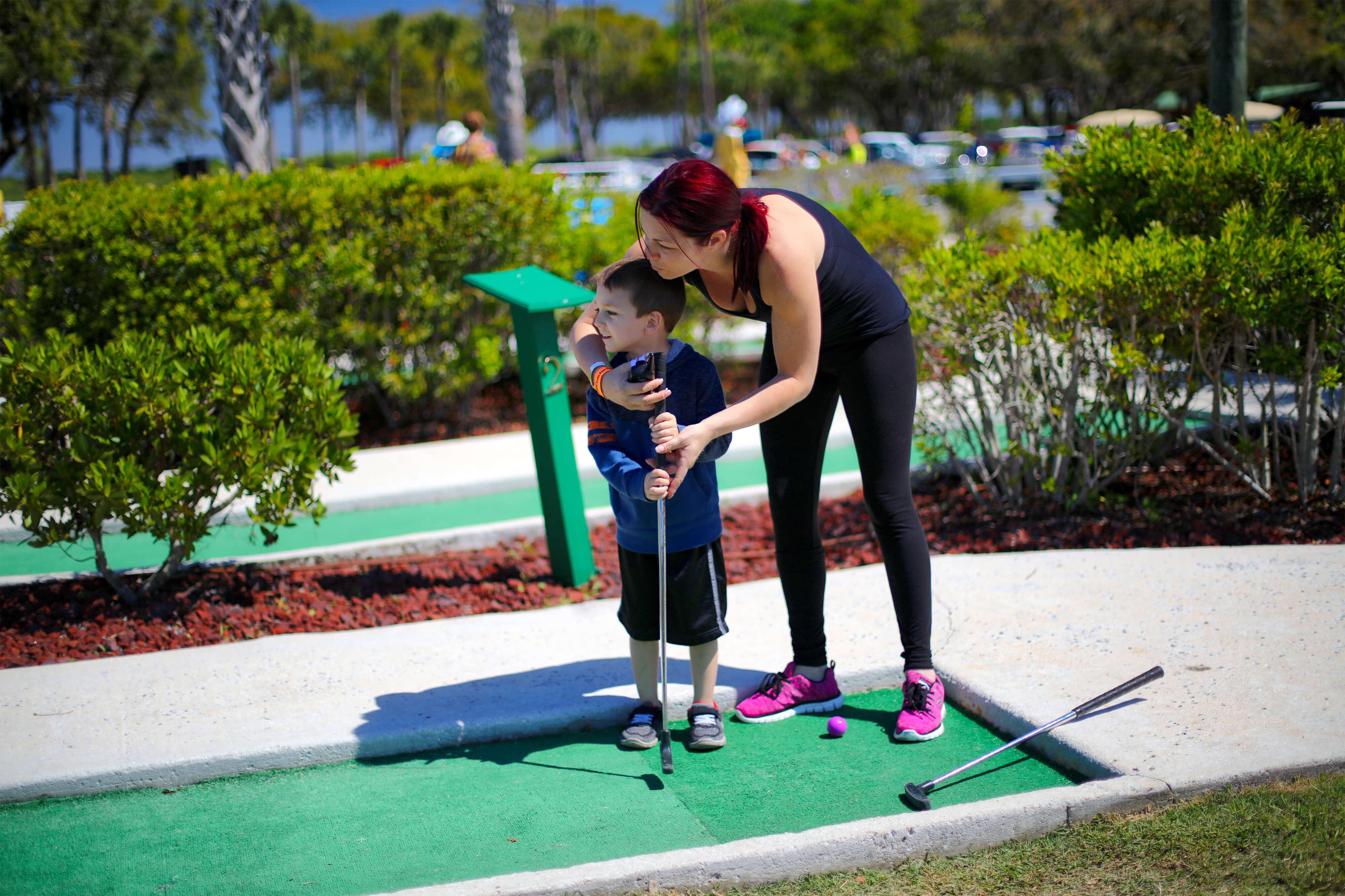 Family Mini Golf in River Ranch, FL |  Westgate River Ranch Resort & Rodeo | Westgate Resorts