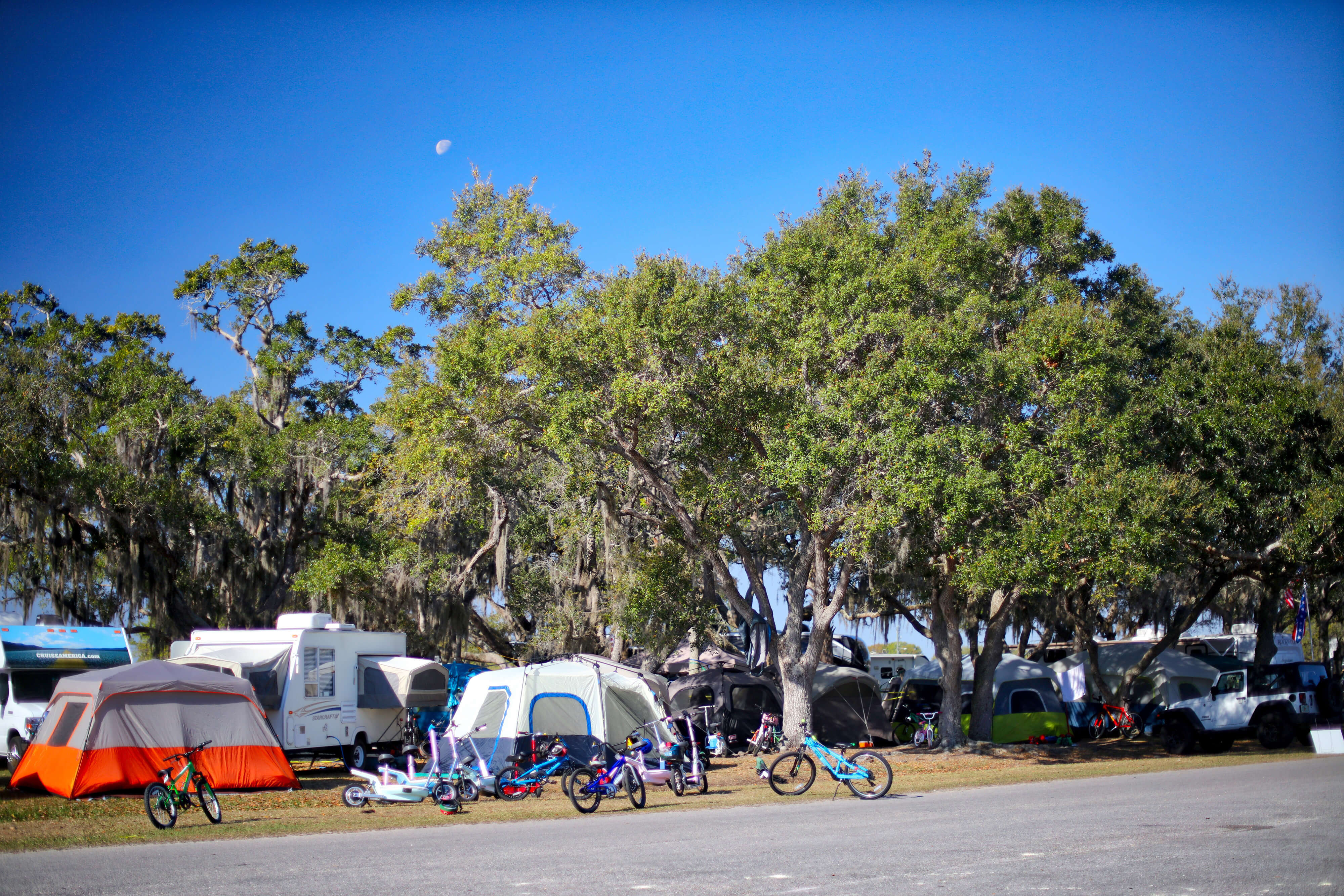 Tent Camping near Orlando, FL |  Westgate River Ranch Resort & Rodeo | Westgate Resorts