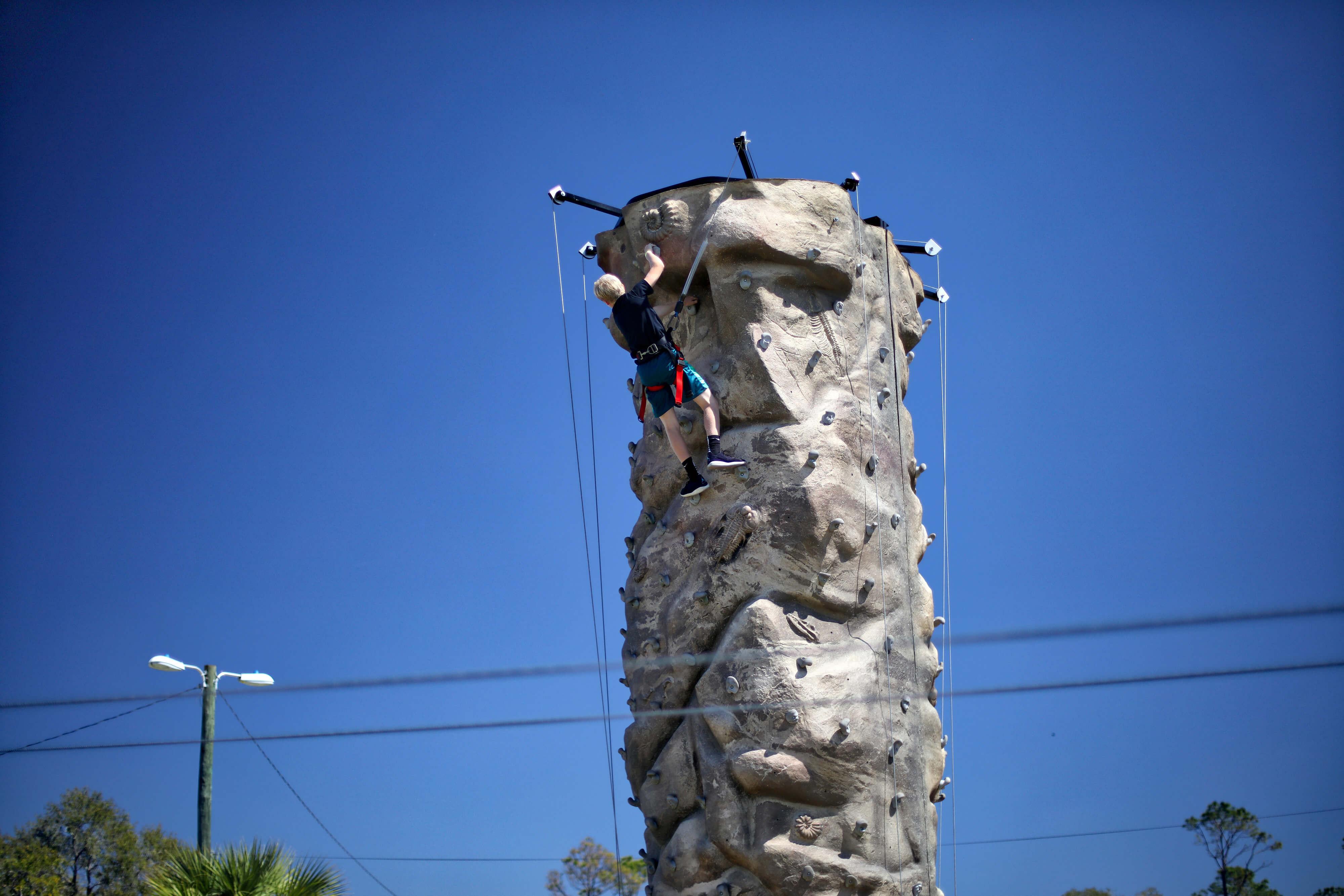 Rock Climbing Challenge Near Orlando, FL |  Westgate River Ranch Resort & Rodeo | Westgate Resorts