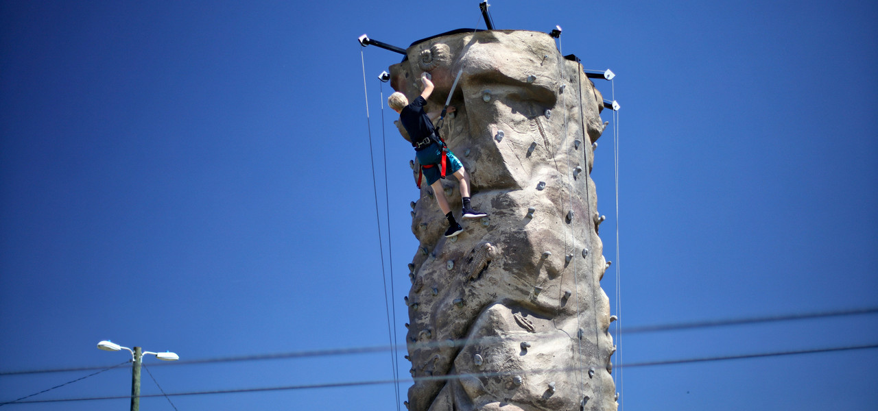 Rock Climbing Challenge Near Orlando, FL |  Westgate River Ranch Resort & Rodeo | Westgate Resorts
