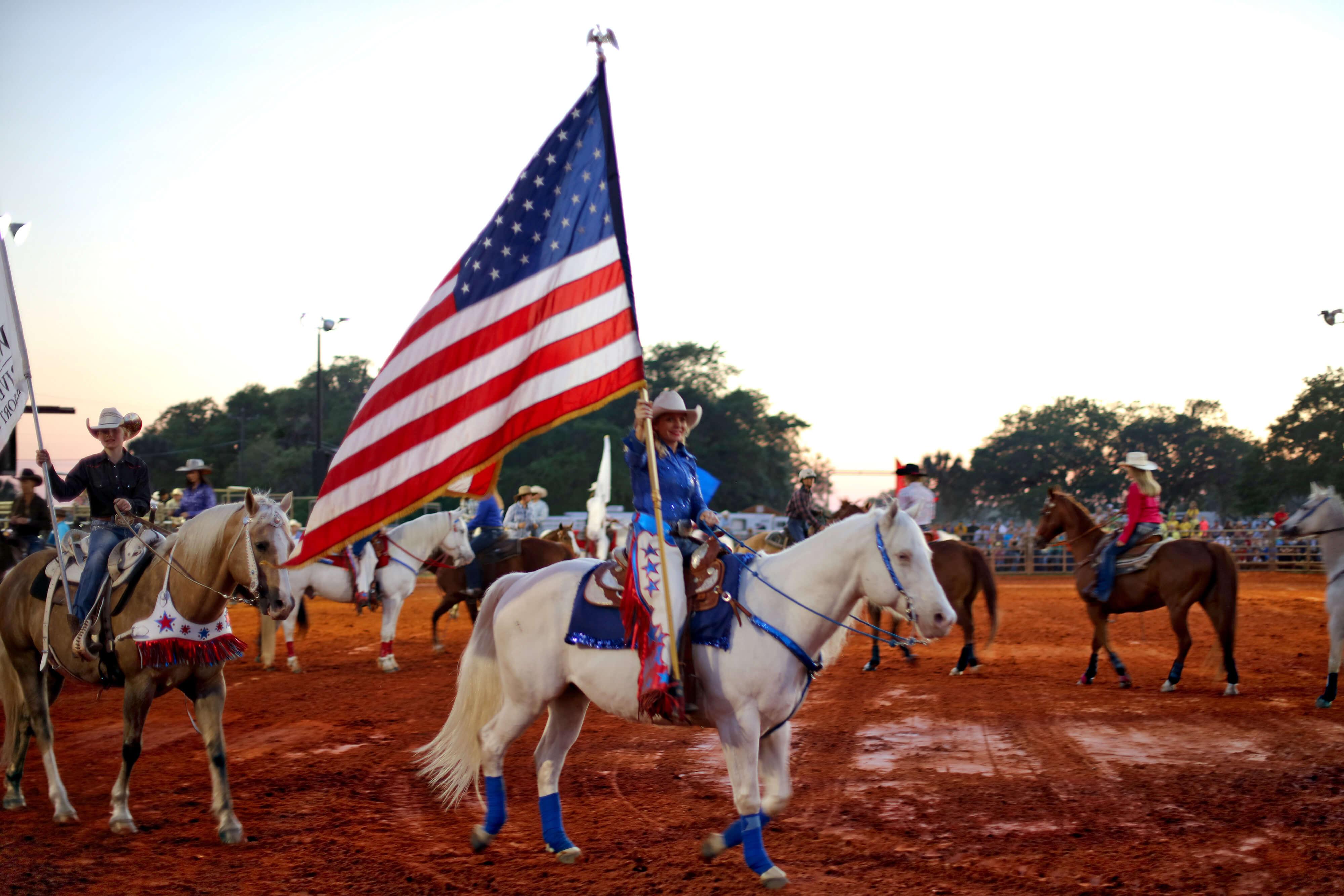 Patriotic Rodeo Near Orlando, FL | Westgate River Ranch Resort & Rodeo | Westgate Resorts