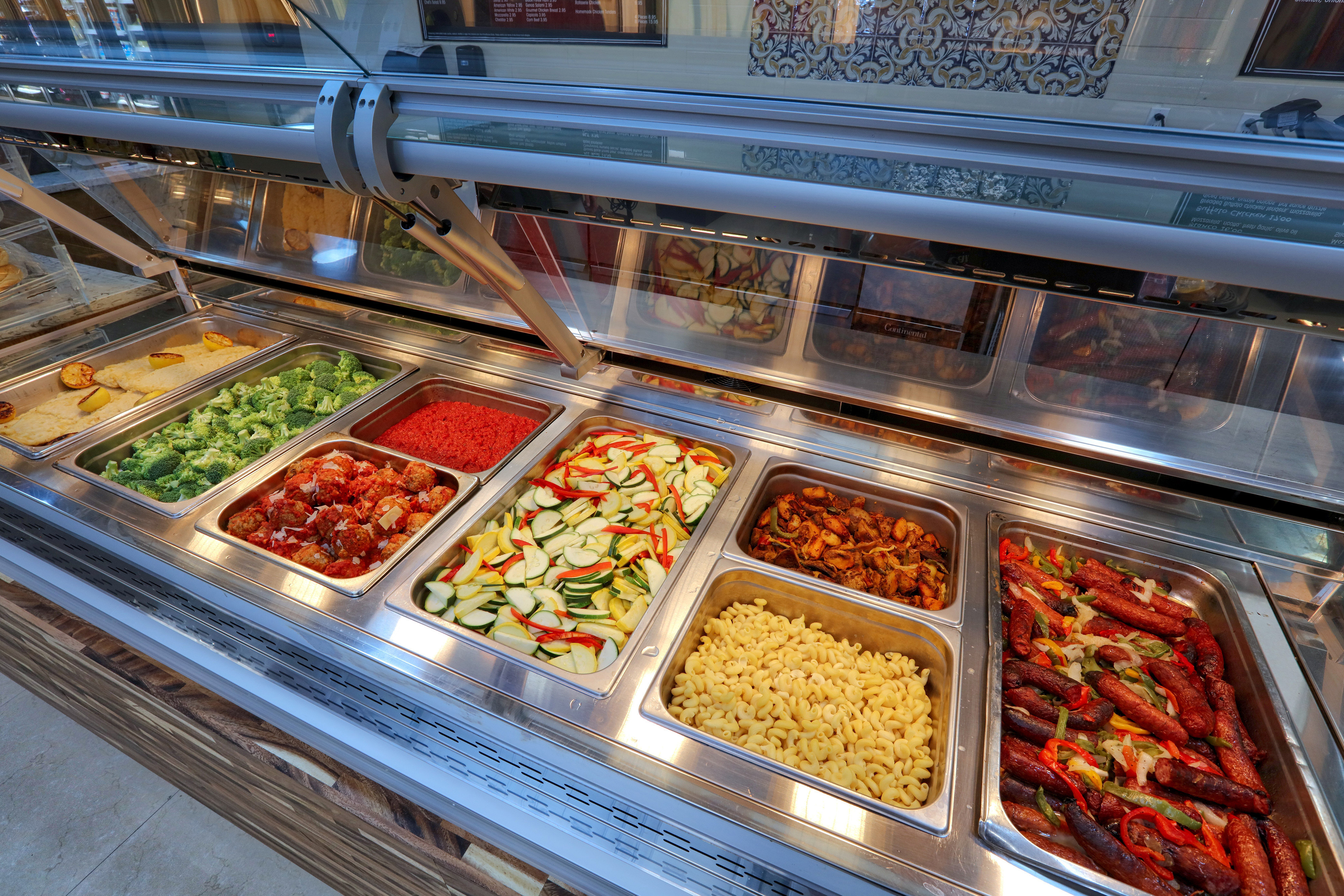 Marketplace Deli buffet at hotel in Orlando, FL |  Westgate Lakes Resort & Spa | Westgate Resorts
