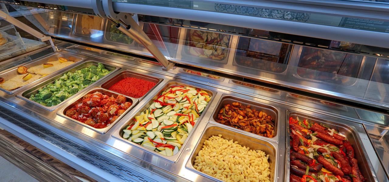 Marketplace Deli buffet at hotel in Orlando, FL    Westgate Lakes Resort & Spa   Westgate Resorts
