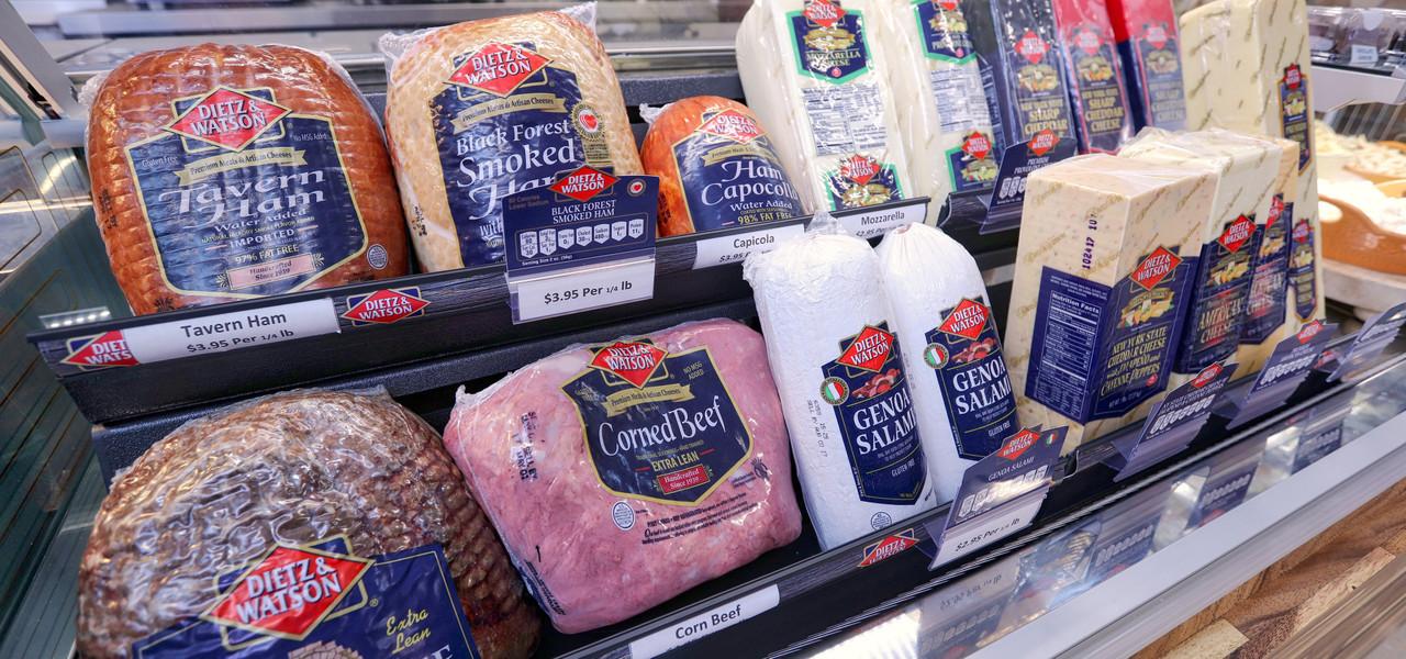 Marketplace Deli Meats at hotel in Orlando, FL    Westgate Lakes Resort & Spa   Westgate Resorts