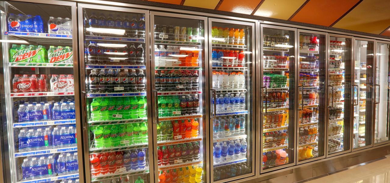 Cold Drinks in Marketplace Deli at hotel in Orlando, FL    Westgate Lakes Resort & Spa   Westgate Resort
