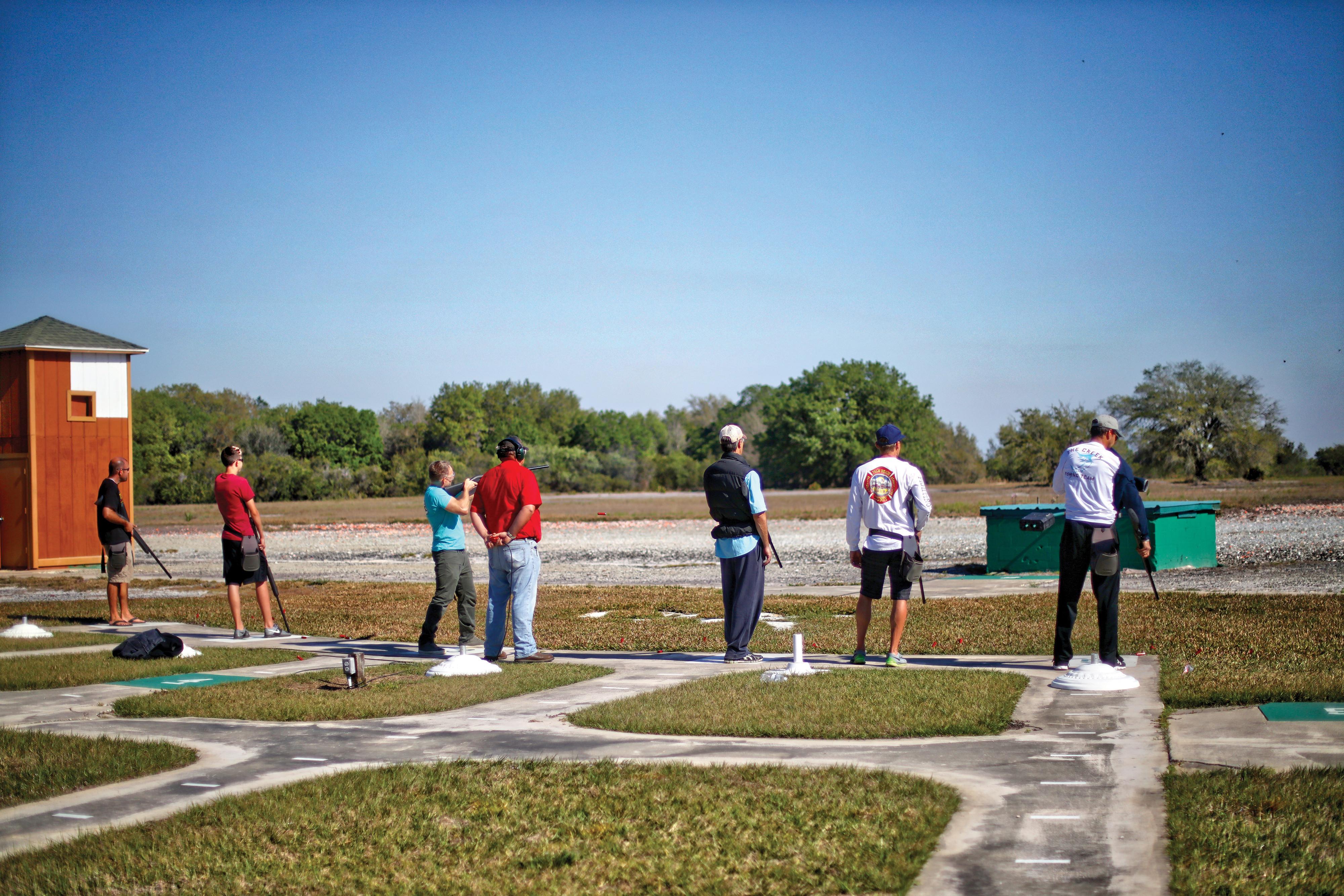 Shooting Traps Near Orlando, FL |  Westgate River Ranch Resort & Rodeo | Westgate Resorts
