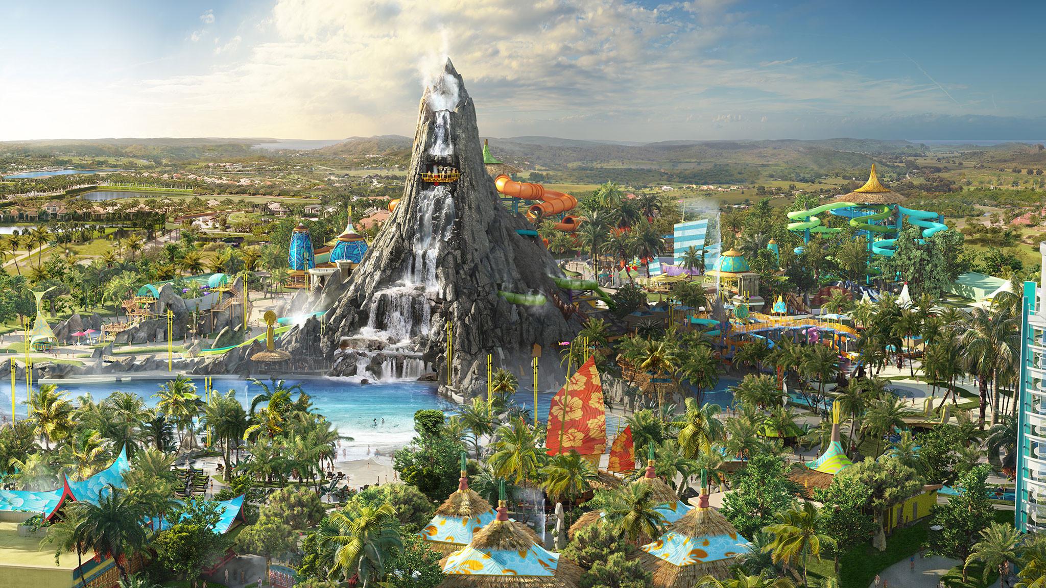 View from Universal Studios Resorts Orlando | Westgate Palace Resorts | Westgate Resorts
