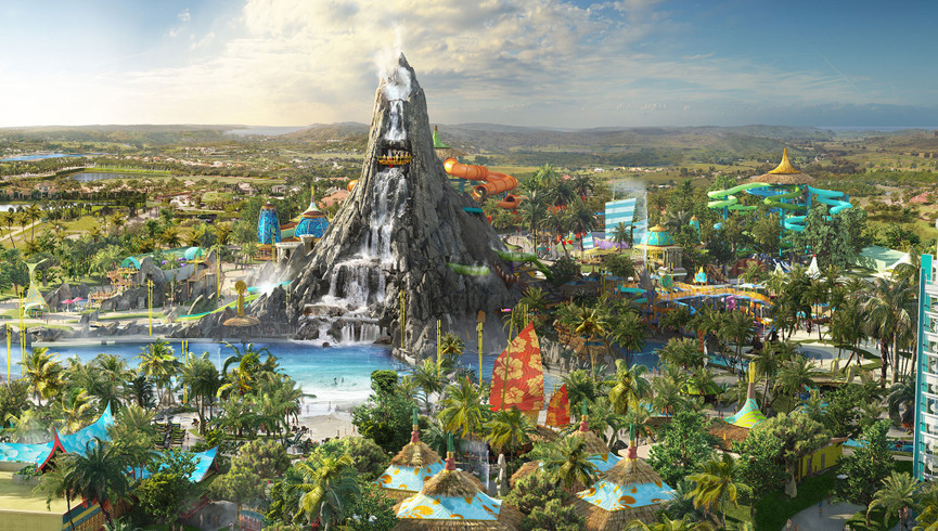 Going To Volcano Bay After Getting Direct Hotel Discounts | Westgate Palace Orlando | Discounts For Hotels on International Drive, Orlando, Florida 32819