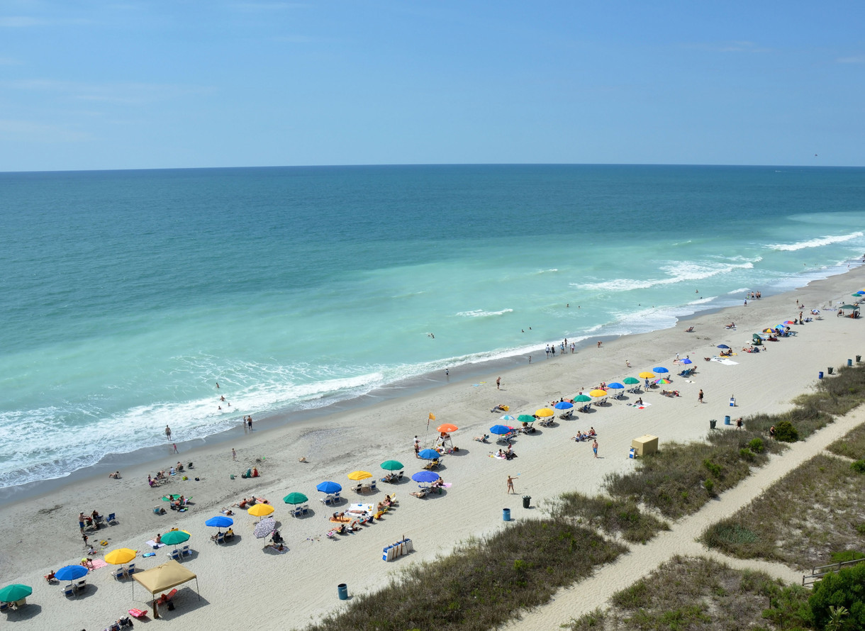 Myrtle Beach Offers Plenty Of Delightful Diversions During The Winter Months
