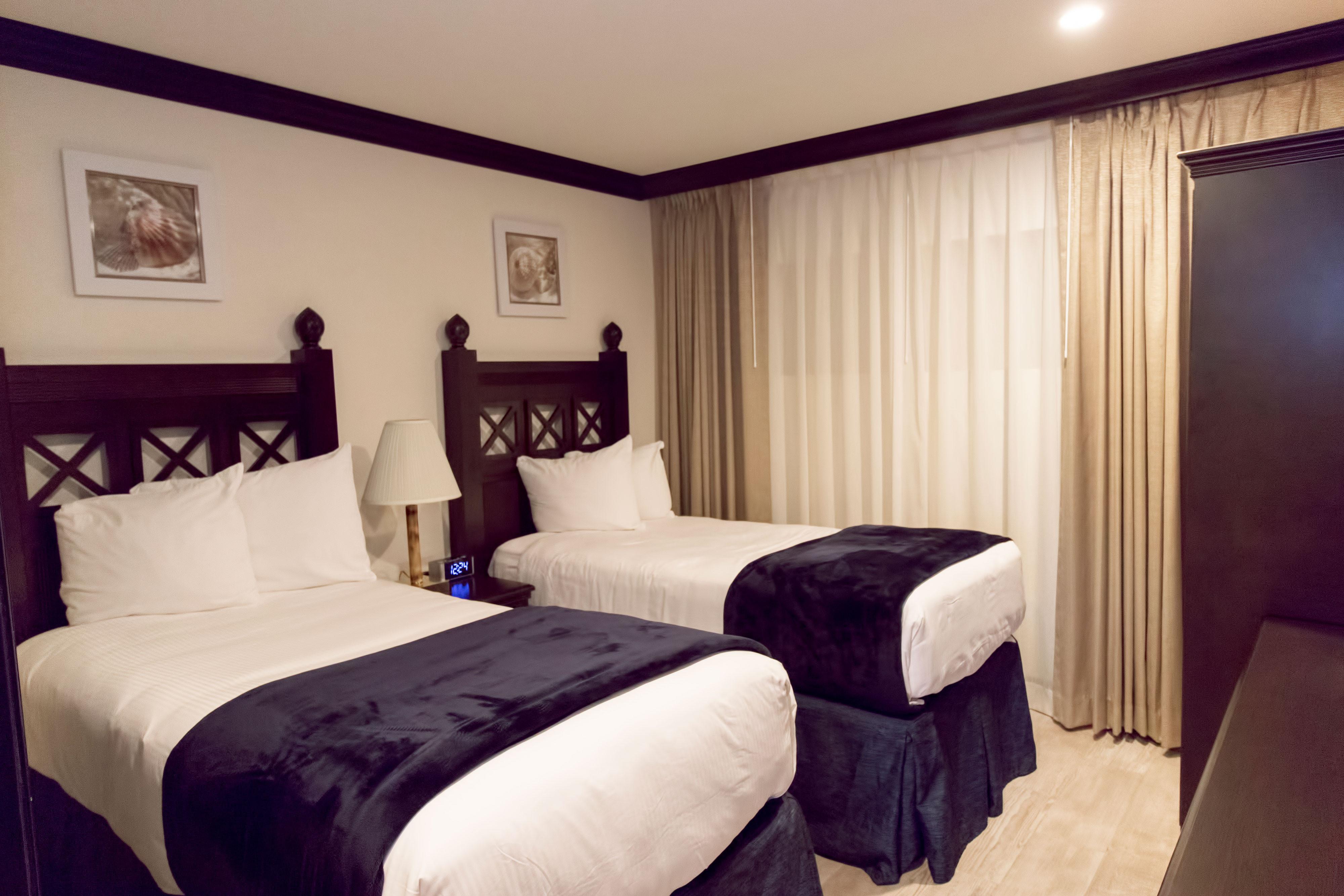 Two Beds in 2 Bedroom Deluxe Villa in our 2 Bedroom Suites in Cocoa Beach   Wakulla Suites A Westgate Resort   Westgate Resorts