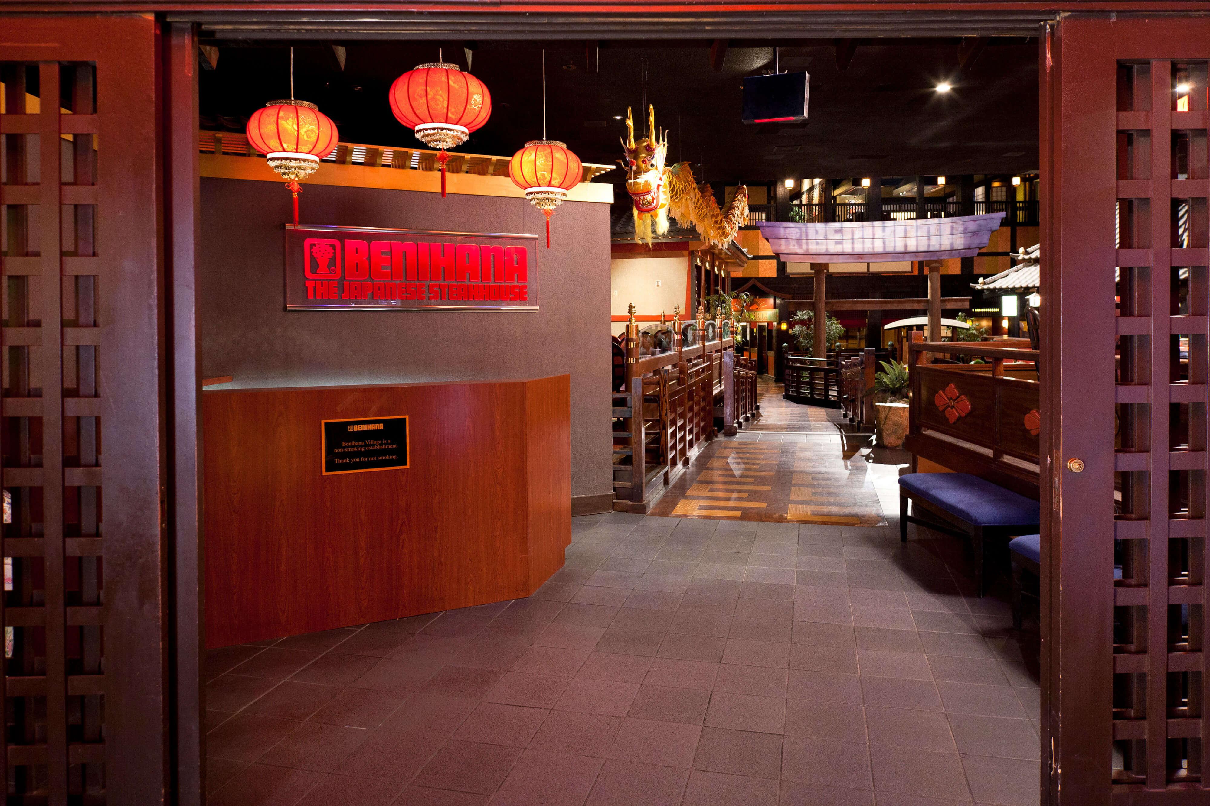 Benihana in Las Vegas, NV | Westgate Las Vegas Resort & Casino | Westgate Resorts