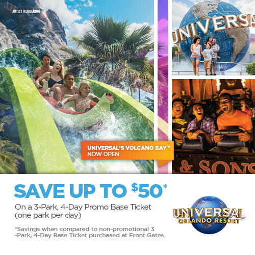 Universal studio discount coupons