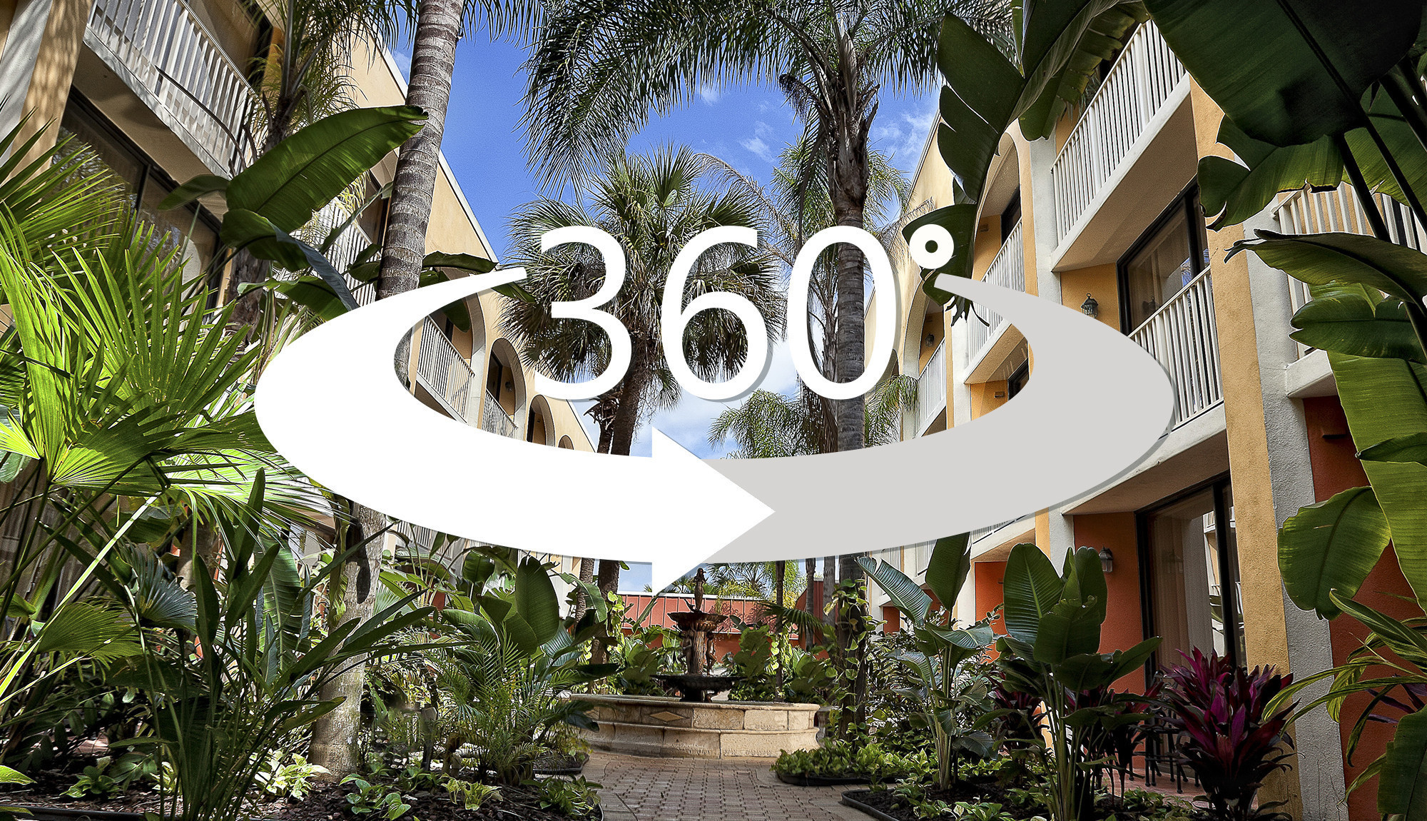 360-degree virtual tour of different room types at our hotel in Kissimmee, FL | Westgate Towers Resort