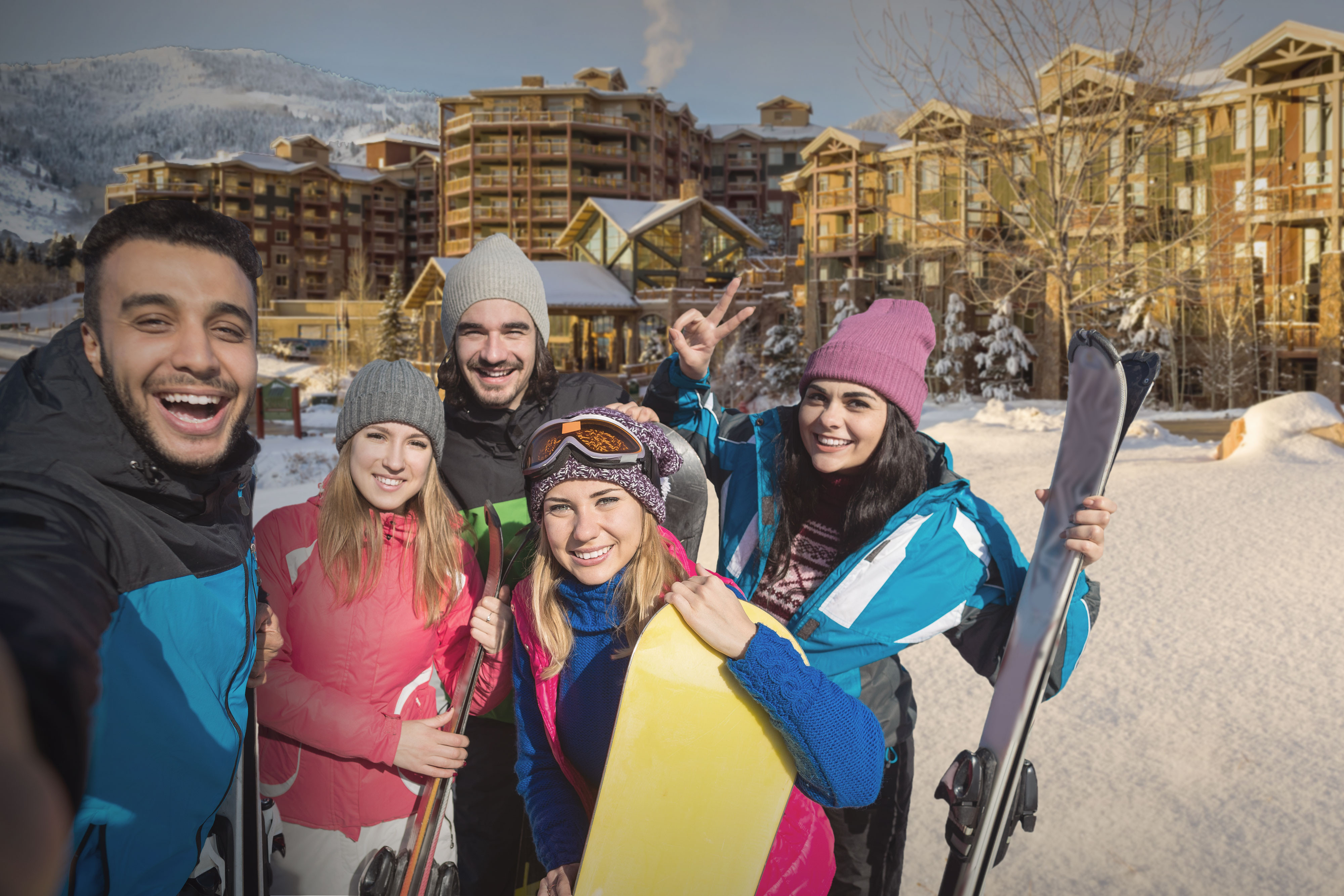 Winter Selfie Contest at our Park City Hotels & Resorts | Westgate Park City Resort & Spa