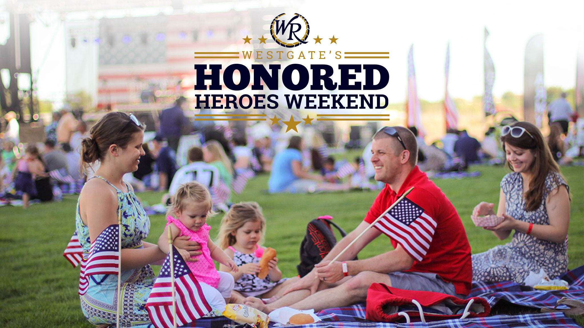 Free Vacations For Military Families | Honored Heros Weekend | Westgate Resorts