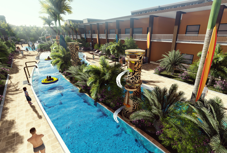Lazy River Westgate Wakulla Resort Resorts