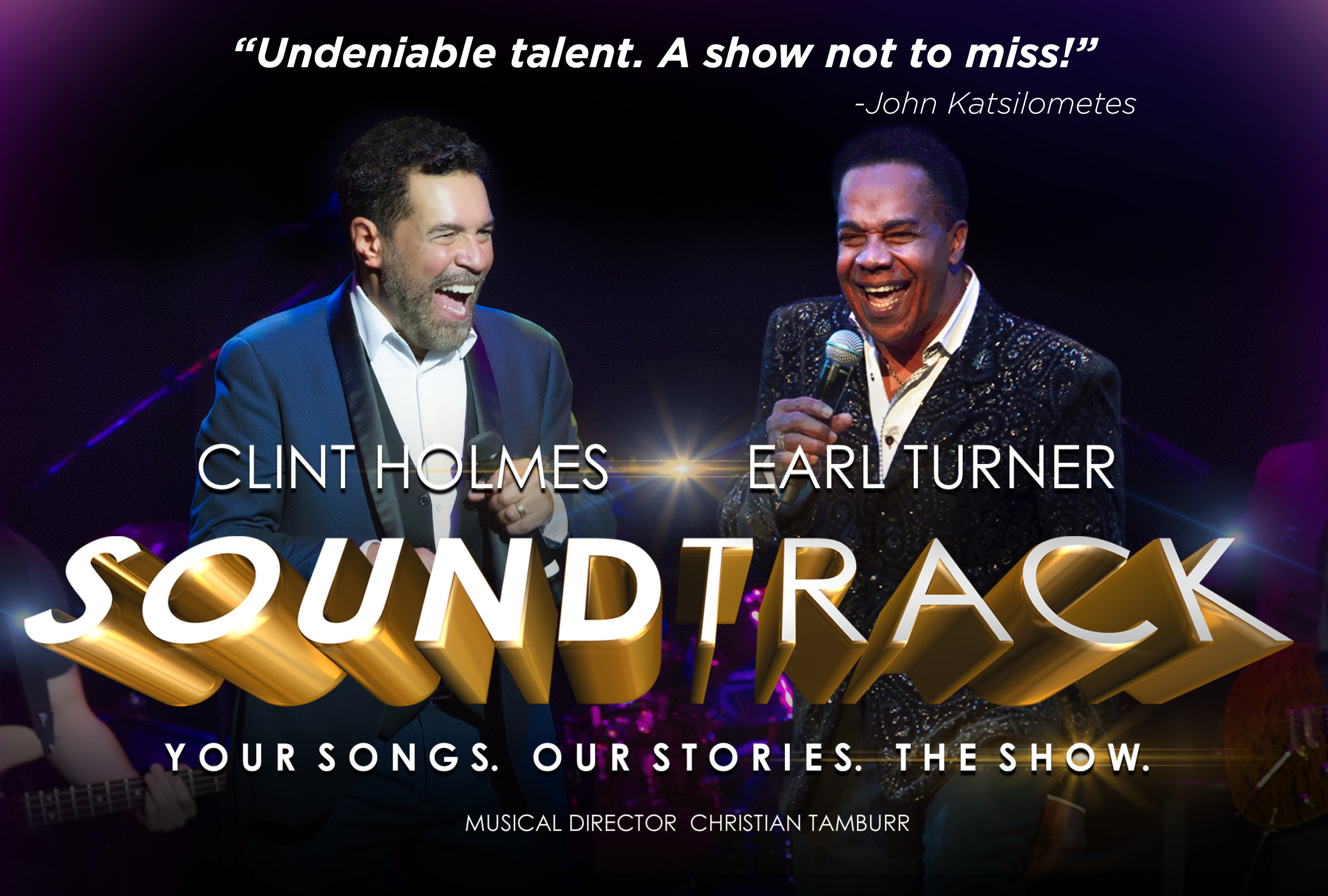 Image result for clint holmes and earl turner