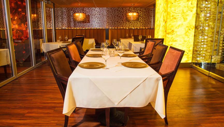 Edge Steakhouse in Park City Utah   Westgate Park City Resort & Spa   Westgate Resorts Dining