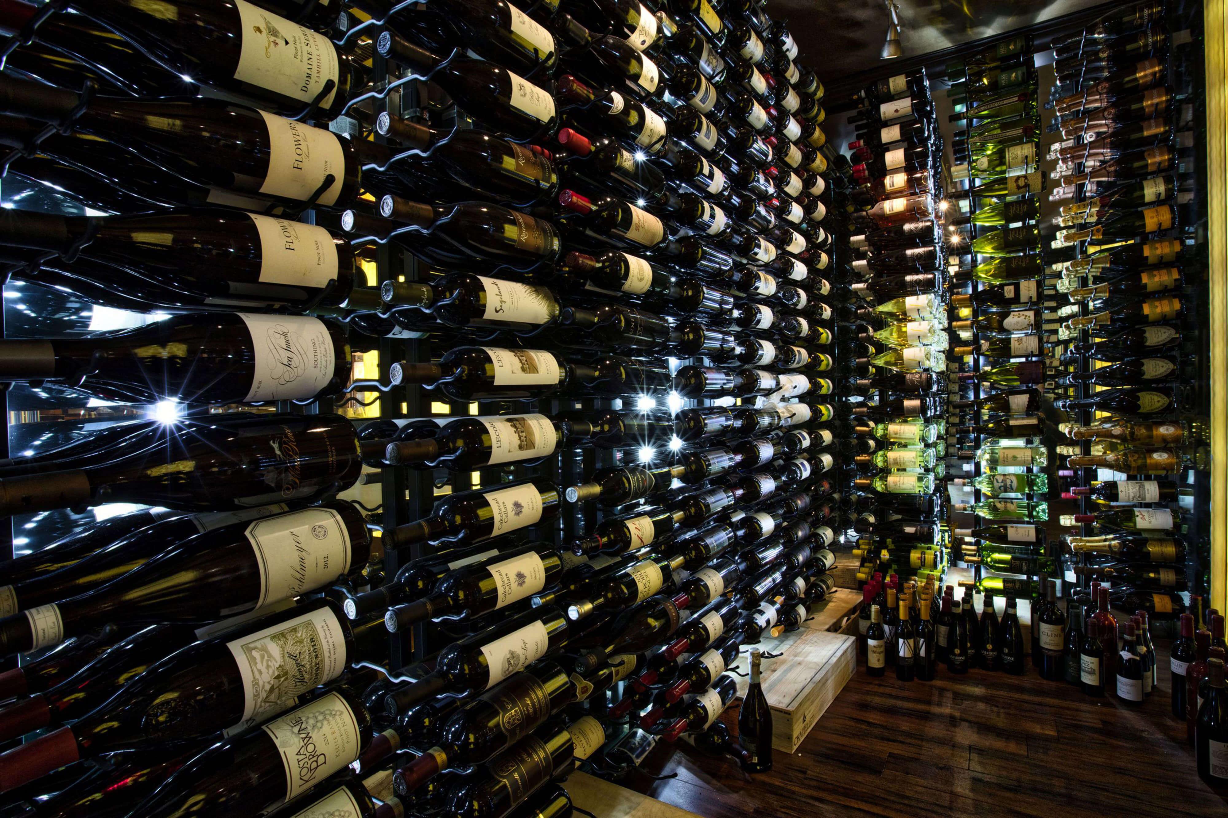 Wine Selection at our Park City Utah Ski Resort | Westgate Park City Resort & Spa | Westgate Resorts Dining
