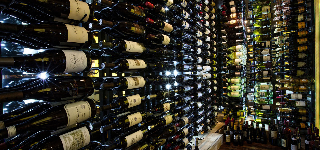 Wine Selection at our Park City Utah Ski Resort | Westgate Park City Resort & Spa | Westgate Resorts Dining