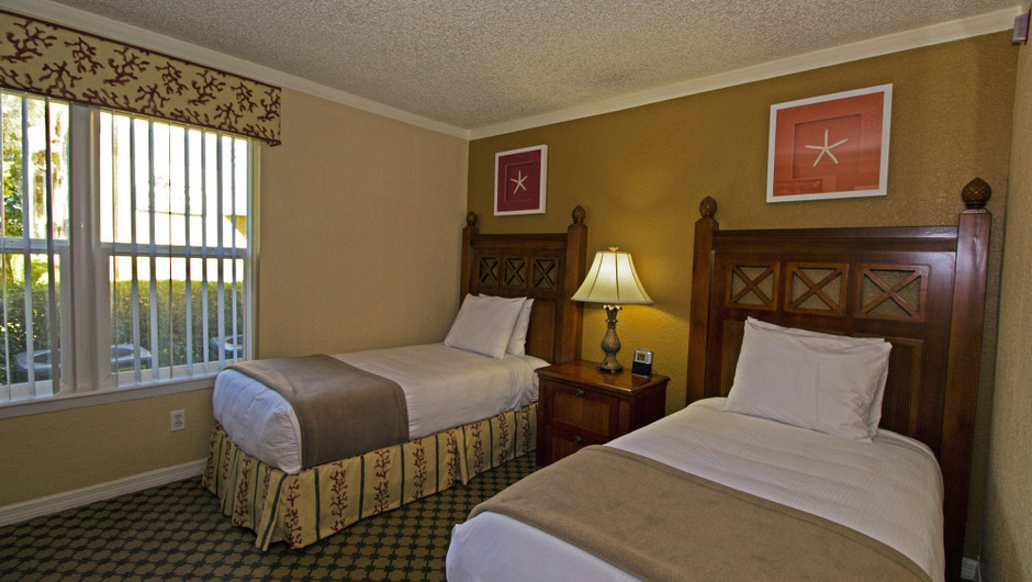 Two Beds in Two-Bedroom Deluxe Villa   Westgate Blue Tree Resort   Westgate Resorts Orlando