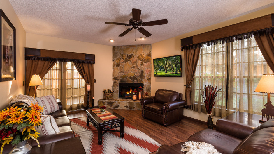 Lodge Two-Bedroom Cottage |  Westgate River Ranch Resort & Rodeo | Westgate Resorts