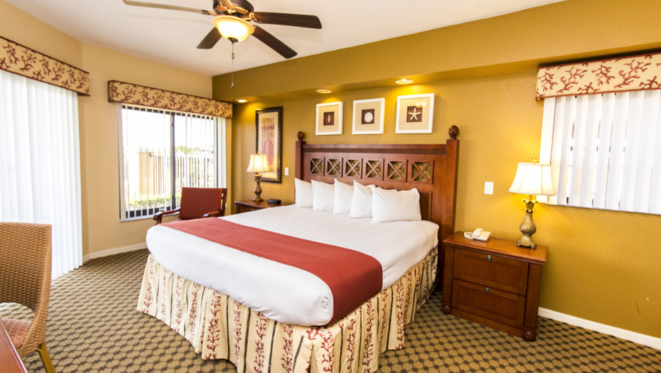 Bed View for Two-Bedroom Villa in Orlando, FL | Westgate Lakes Resort & Spa | Westgate Resorts