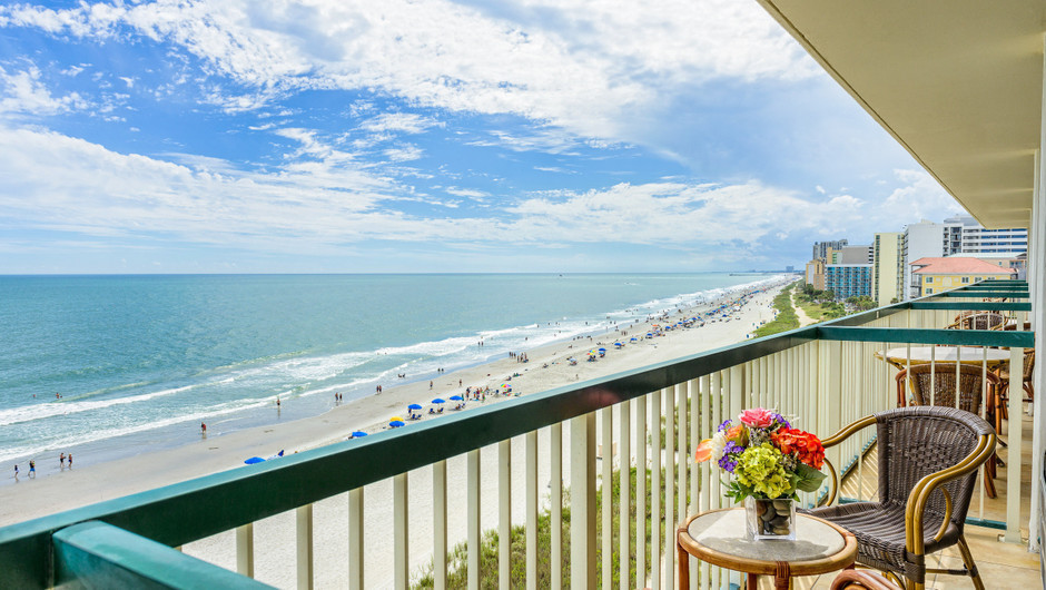 2 Bedroom Oceanfront Resorts Myrtle Beach Home Plan