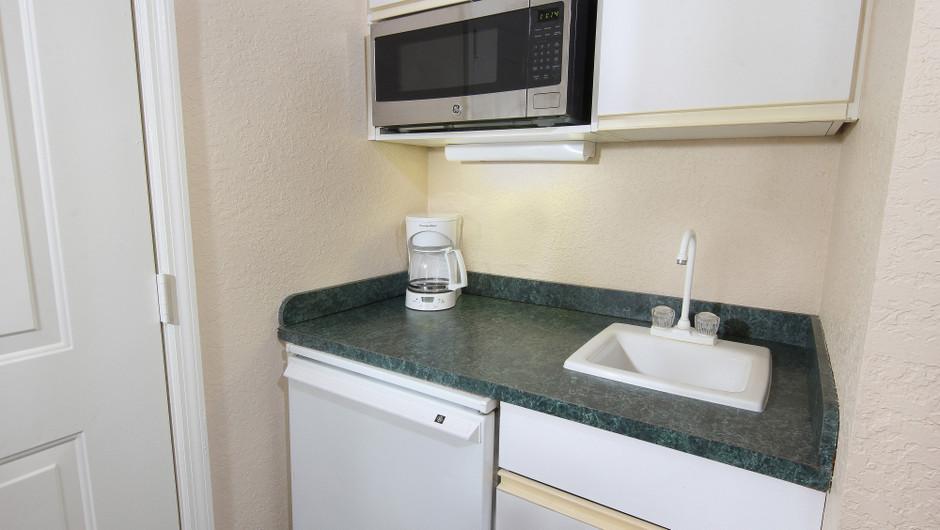 Studio Villa Kitchenette | Westgate Vacation Villas Resort & Spa | Orlando, FL | Westgate Resorts