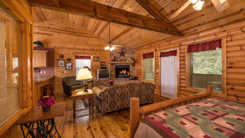 Two-Bedroom Branson MO Cabins Interior | Westgate Branson Woods Resort | Westgate Resorts