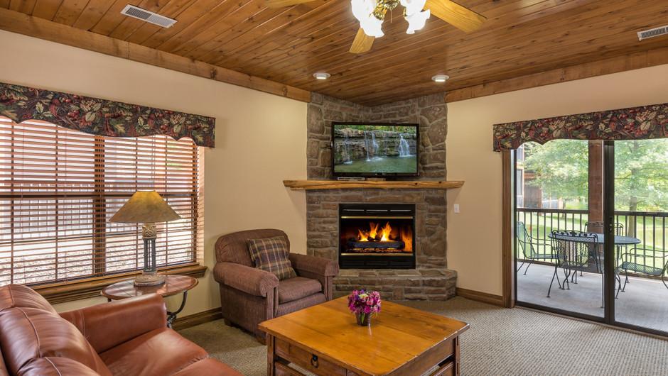 One-Bedroom Deluxe Villa at our Branson Villas | Westgate Branson Woods Resort | Westgate Resorts