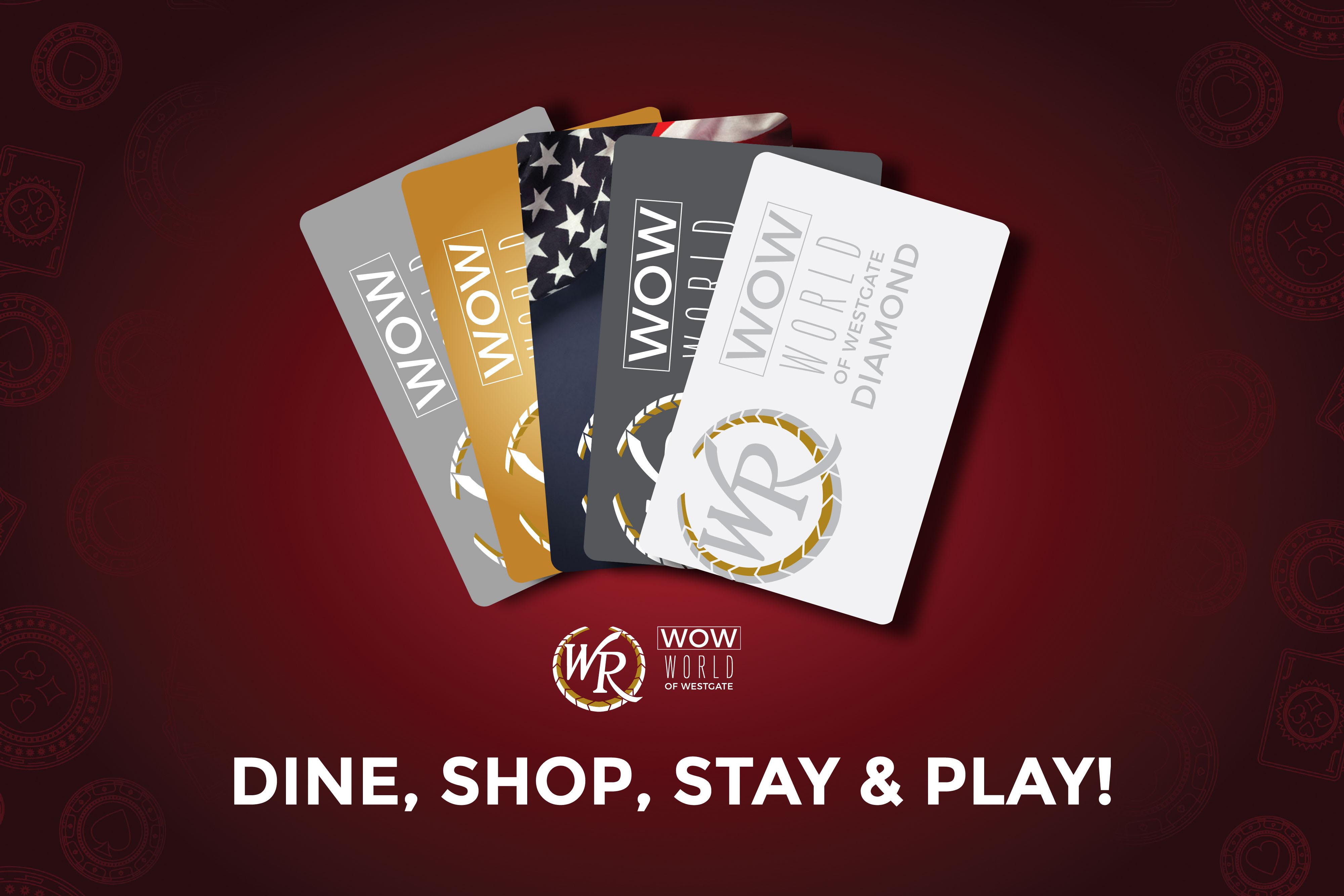 Westgate Las Vegas Resort & Casino Introduces New WOW Rewards Loyalty Program | Westgate Resorts