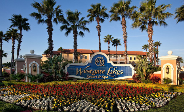 Entrance to one of our Orlando resorts | Westgate Lakes Resort & Spa