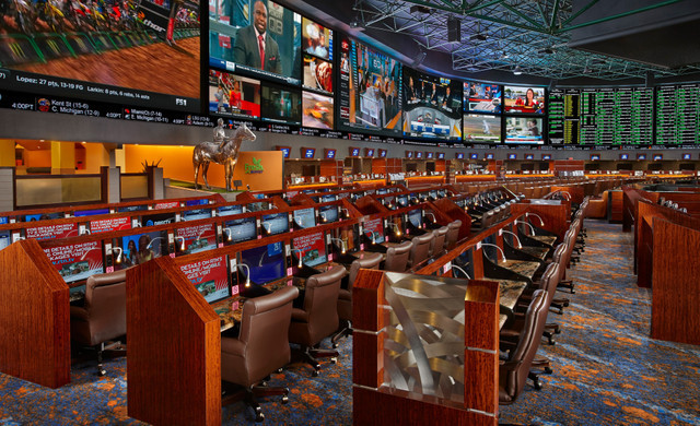 WORLD-FAMOUS RACE & SPORTS SUPERBOOK® | Westgate Las Vegas Resort & Casino