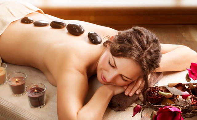 Hot stone treatment at our Orlando spa resorts | Best Spa and Massage in Orlando, FL | Serenity Spa Orlando at Westgate Lakes Resort & Spa
