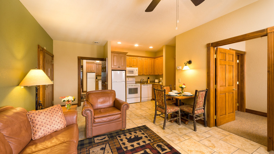 One Bedroom Villa in our Gatlinburg Villas | Westgate Smoky Mountain Resort & Spa | Westgate Resorts