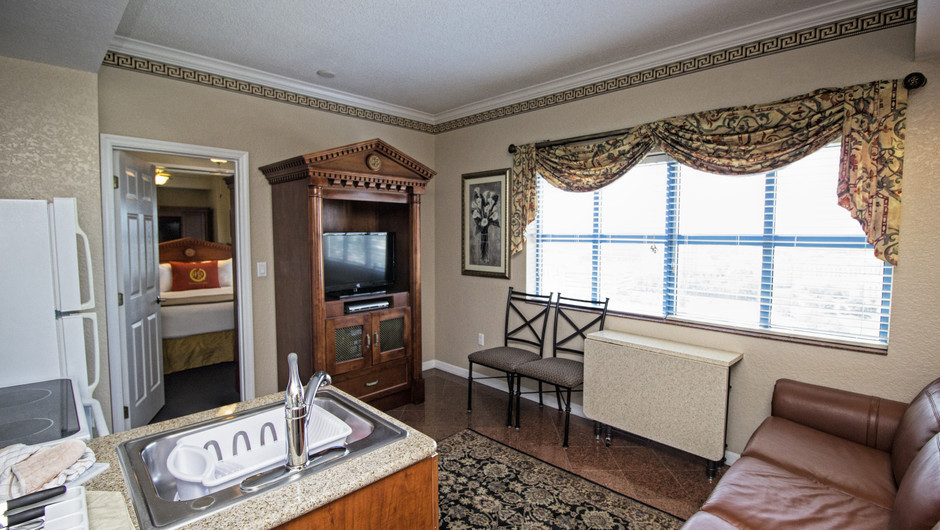 Main Area | Two-Bedroom Villa | Westgate Palace Resort | Orlando, FL | Westgate Resorts