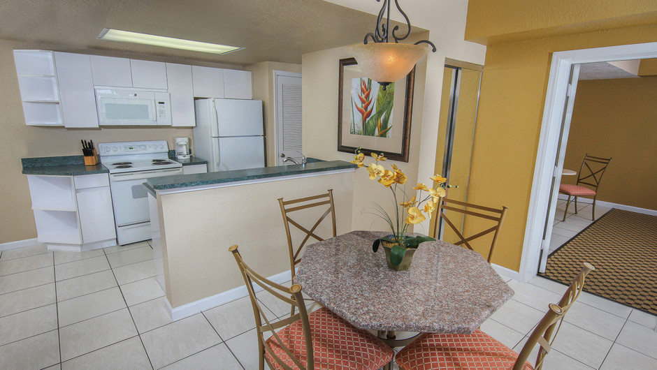 Two Bedroom Villa at our hotel villas in Orlando Florida | Westgate Towers Resort | Westgate Resorts