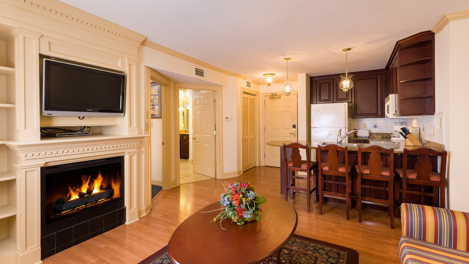 Two-Bedroom Villa at our Williamsburg Resorts | Westgate Historic Williamsburg Resort | Westgate Resorts