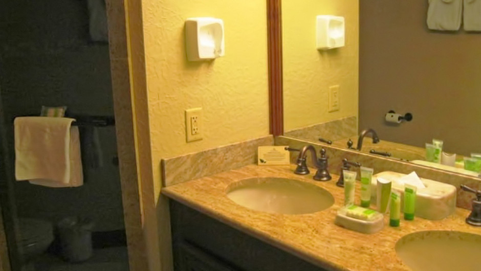 Luxury Three-Bedroom Villa Bathroom at our Park City Resort in Utah | Westgate Park City Resort & Spa | Westgate Resort