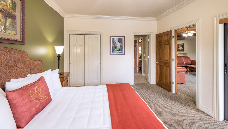 One Bedroom Deluxe Villa at our Branson Villas | Westgate Branson Woods Resort | Westgate Resorts