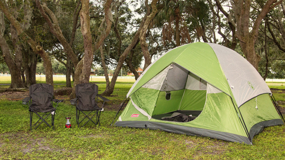 Tent Camping - Campground near Orlando, FL |  Westgate River Ranch Resort & Rodeo | Westgate Resorts