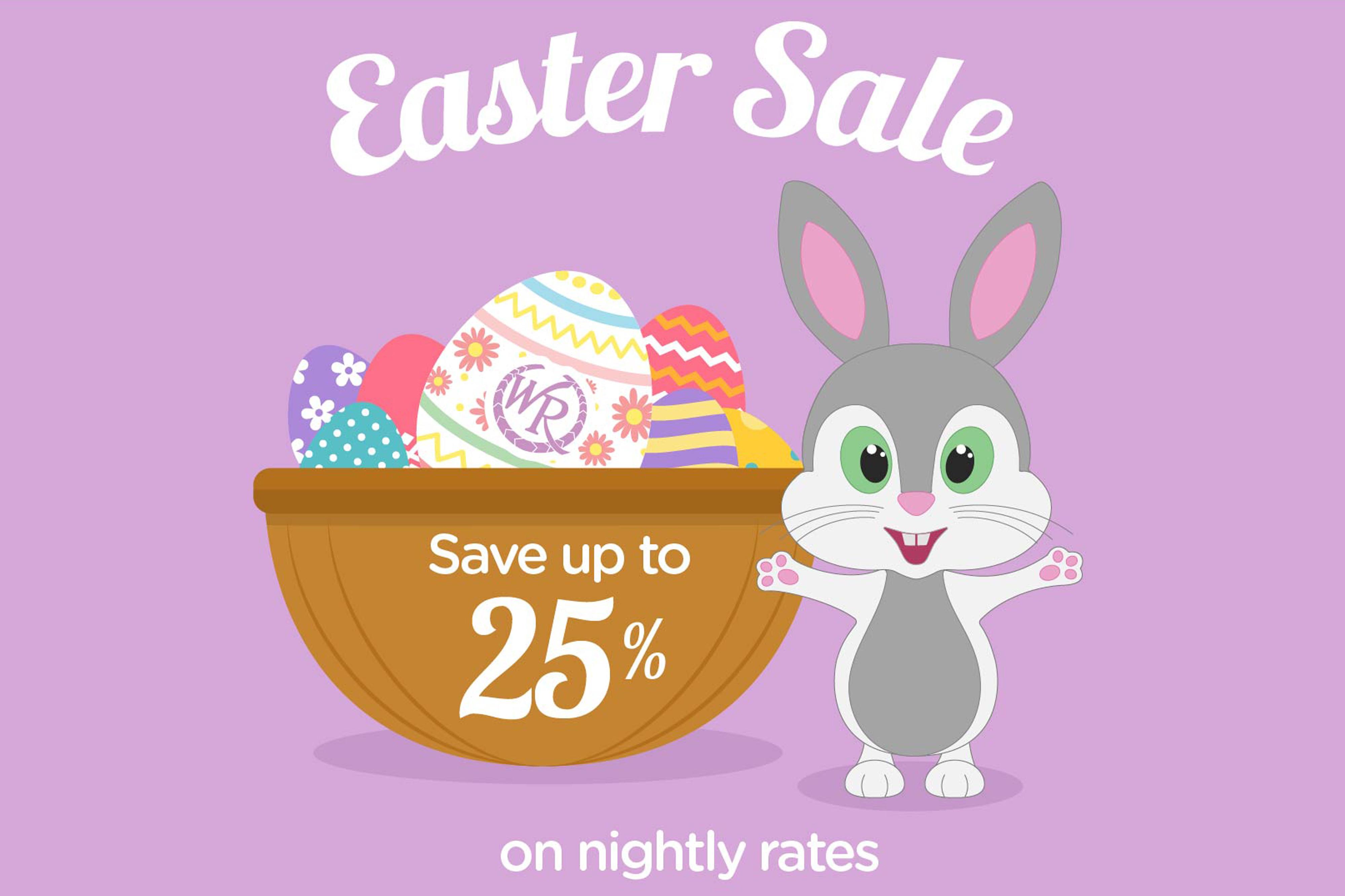 Easter Weekend Getaways 2018   Easter Weekend Deals   Westgate Resorts