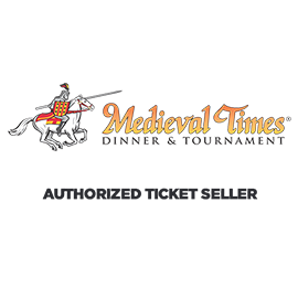 Medieval Times Dinner & Tournament Authorized Ticket Seller