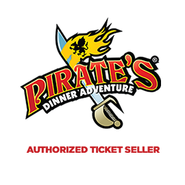 Pirate's Dinner Adventure Authorized Ticket Seller