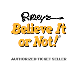 Ripley's Believe It or Not! Authorized Ticket Seller