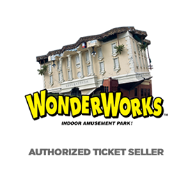 WonderWorks - Orlando Authorized Ticket Seller
