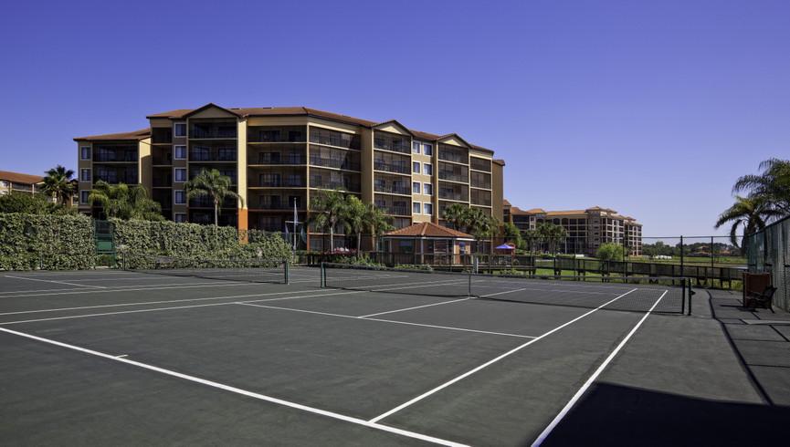 Tennis Court | Westgate Lakes Resort & Spa | Orlando, FL | Westgate Resorts