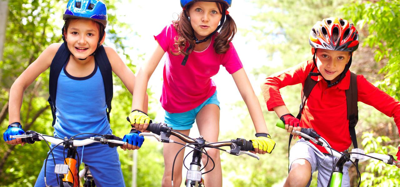 Kids on Bicycles | Westgate Lakes Resort & Spa | Orlando, FL | Westgate Resorts